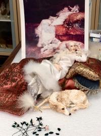 WIP - Sarah Bernhardt